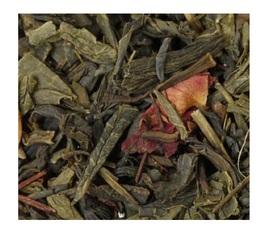 Thé vert Rouge Baiser en vrac George Cannon - 100g