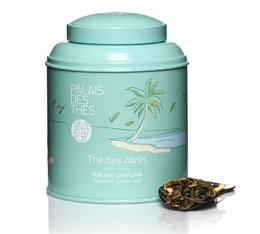 Boite de Thé vert des Alizées  - 100 g - Palais des Thés