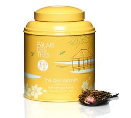Boite de Thé vert des Vahinés- 100 g - Palais des Thés