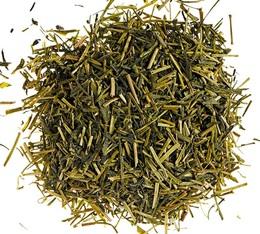 Thé vert en vrac Japan Kukicha C 100g - Comptoir Français du thé