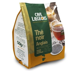 Thé dosettes souples English Selection  x20 - Café Liegeois