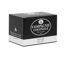 Thé noir Ceylan OPHG x 48 Berlingos suremballés - Compagnie Coloniale