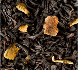 Thé noir en vrac Orange sanguine - 100gr - Dammann