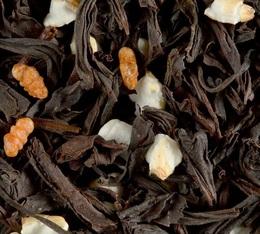Thé noir en vrac parfumé Pop Corn - 100g - Dammann Frères