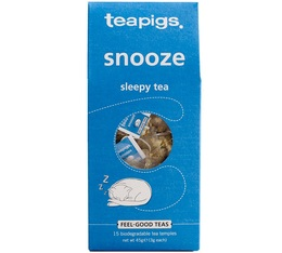 Infusion Snooze - 15 sachets mousselines - Teapigs