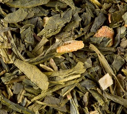 Dammann Frères 'Christmas Tea Vert' flavoured green tea - 100g loose leaf tea