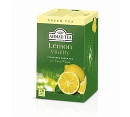Thé vert Citron 20 sachets Ahmad tea