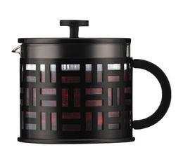 Théière à Piston Eileen Tea Press 1.5l noire - Bodum