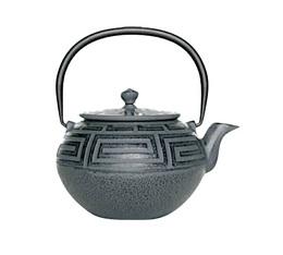 Théière en fonte Nigata gris 65cl - Fonte de Chine