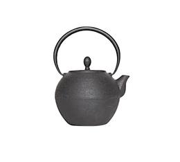 Théière en fonte Akita noire 1.25L - Fonte de Chine