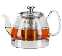 JUDGE 900ml teapot compatible with induction hobs