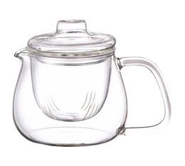 Théière Kinto Unitea set filtre verre - 50 cl