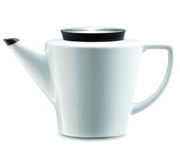 Théière en porcelaine VIVA Scandinavia avec couvercle en silicone Noir - 1 L