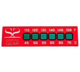Thermomètre adhésif pour pichet à lait - Espresso Gear