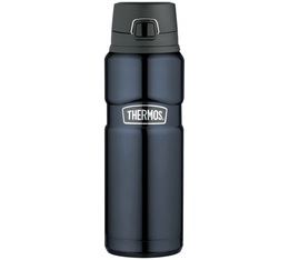 Gourde isolante King Bleu Nuit 710ml - Thermos