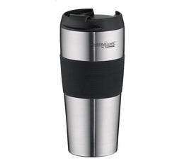 Tumbler Mug TPT inox/noir 40cl - Thermocafé