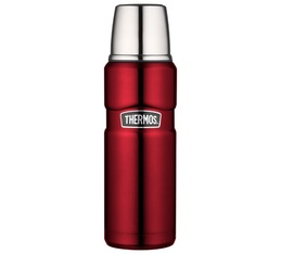 Bouteille King Rouge brillant 470ml - Thermos
