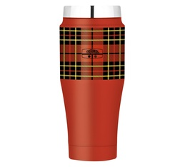 Tumbler Mug Héritage - Rouge Plaid 47cl - Thermos