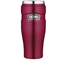 Tumbler mug Stainless King framboise 47cl - THERMOS