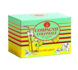 Boite de 12 sachets Magnum 8g de Thé Glacé Fruité - Compagnie Coloniale
