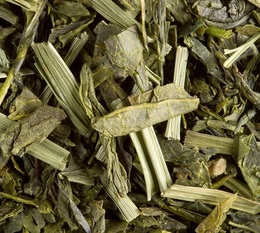 Dammann Frères 'Happy Green' flavoured green tea - 100g loose leaf tea
