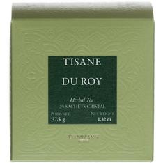 25 sachets Tisane Du Roy Herboristerie d'Orgeval