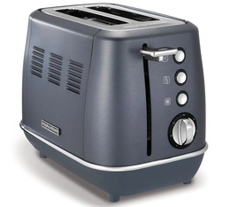 Toaster Evoke 2 tranches Steel Blue - Morphy Richards