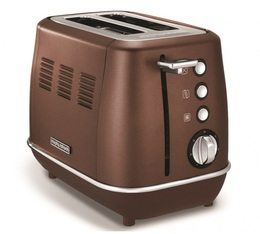 Toaster Evoke 2 tranches Bronze - Morphy Richards