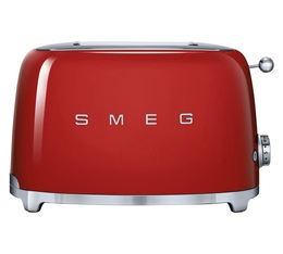 Toaster 2 tranches Années 50 Rouge - SMEG