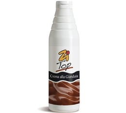 Topping Gianduia (chocolat et noisette) Zicaffé x 900ml