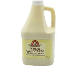 Topping Da Vinci Chocolat Blanc - 2.5Kg