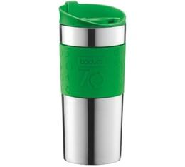 Travel mug Bodum Inox / Vert 35 cl - Edition limitée