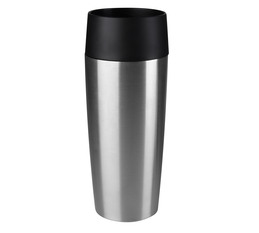 Travel mug EMSA inox/bleu - 36 cl