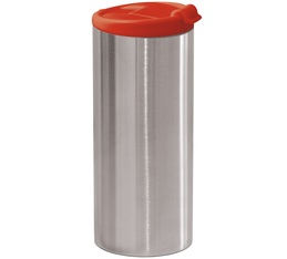 Mug isotherme double paroi inox On the go 35cl rouge Zak designs