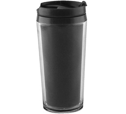 Mug isotherme On the go opaque noir 35cl Zak Designs