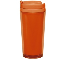 Mug isotherme On the go opaque corail 35cl Zak Designs