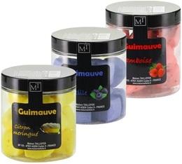 Trio de guimauves : Framboise, Citron Meringué, Myrtille - 225g - Maison Taillefer