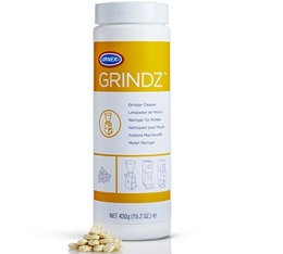 Nettoyant Urnex Grindz pour moulin - 430g en pastilles