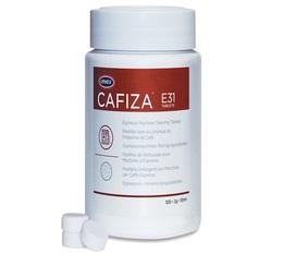 Pastilles nettoyantes CAFIZA pour Machines manuelles - 100 x 2g