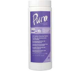 PURO Milk system cleaning tablets for professionals - 40 tablets