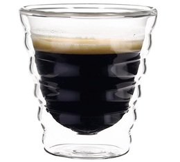 verre caf double paroi 180ml hario. Black Bedroom Furniture Sets. Home Design Ideas