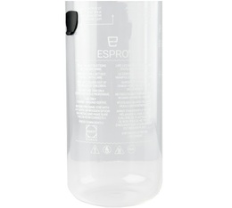 Spare glass beaker for Espro P5 500ml French Press coffee maker.