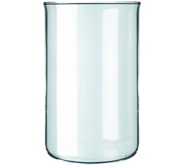 BODUM Spare glass beaker (no pouring spout) for 8-cup French Press coffee makers
