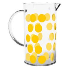Verre de rechange pour cafetière Zak!designs DOT DOT jaune - 8 tasses