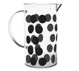 Verre de rechange pour cafetière Zak!designs DOT DOT noire - 8 tasses