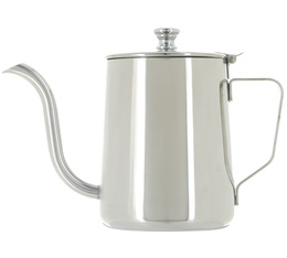 Stainless steel jug with swan neck spout - Joe Frex