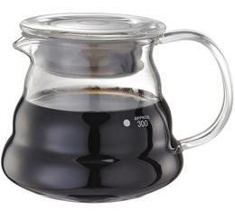 Carafe en verre pour dripper 2-3 tasses - Tiamo