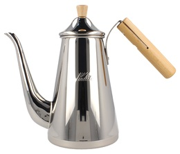 Kalita stainless steel pour over kettle for gas hobs - 700ml