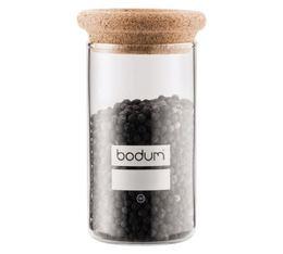 Bocal de conservation Bodum YOHKI avec couvercle en liège - 60 cl