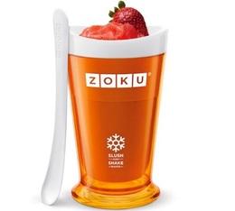 Zoku Slush & Shake Maker orange - coupe réfrigérante express
